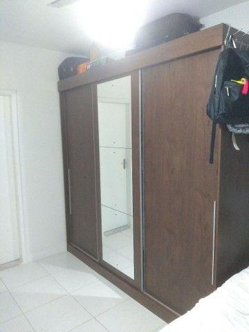 Guarda-Roupas Casal 3 portas  - Foto 3