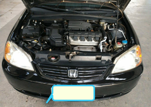 Ótimo! Vendo Honda Civic 2002 - Foto 4