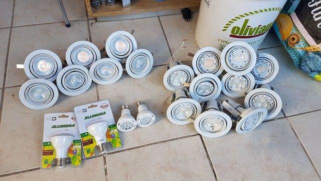 Vendo 21 lâmpadas de Led PAR20