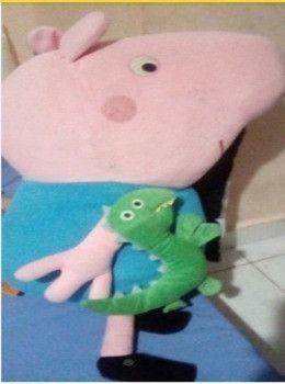 Pelúcia George Pig e ss
