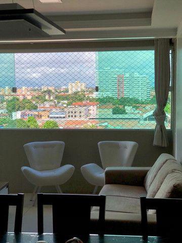 Apartamento todo mobiliado no Condomínio Soberano V Nascente (sombra) 2 Vagas Lazer Comp - Foto 12
