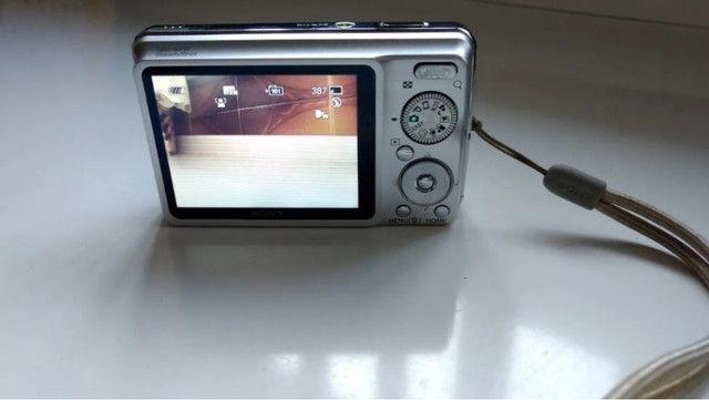 Câmera Digital Sony Cyber Shot Dsc W210 - Foto 2