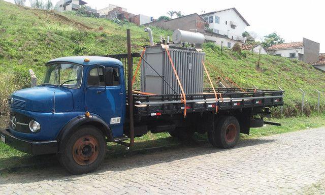 Caminhão MB 1111 ano 1965