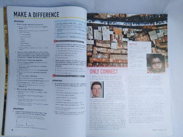 Livros Outcomes - Upper Intermediate student's book + workbook + 2cds - Foto 6