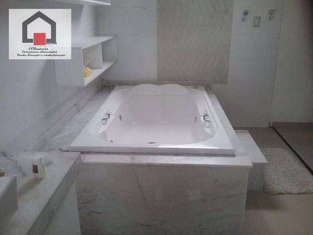 Casa no Residencial Casatanheira, 390 m², 5 Suítes, Sendo 1 Suíte Super Master, 3 Vagas, à - Foto 15
