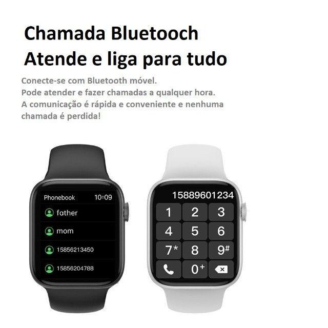 Smartwatch Iwo 13 Max X8 - Foto 6