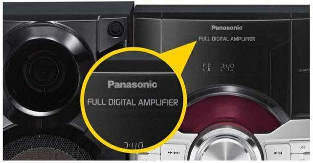 Mini System Panasonic  SA-AKX16 290RMS - Foto 6