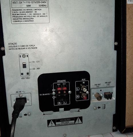 Mini System Panasonic  SA-AKX16 290RMS - Foto 4