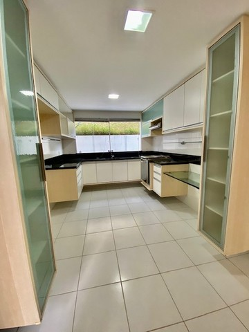 Casa moderna, clean, 4 quartos piscina privativa, condomínio fechado com portaria 24h - Foto 8