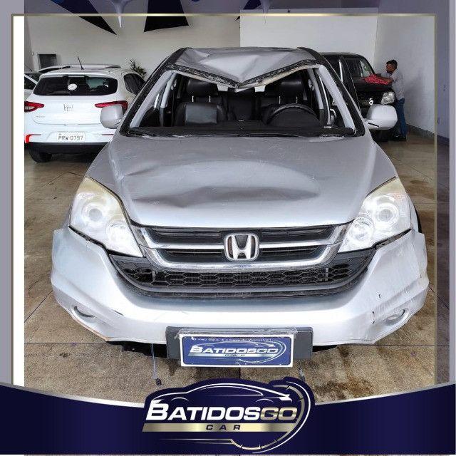 Honda CR-V LX automática 2011/2011 Sem Sinistro - Foto 10