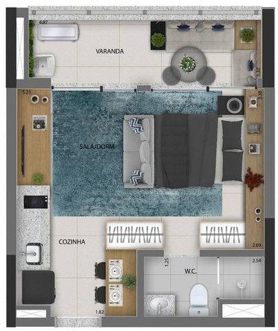 Apartamento com 2 Quartos à Venda, 60 m² - Osasco - Foto 10