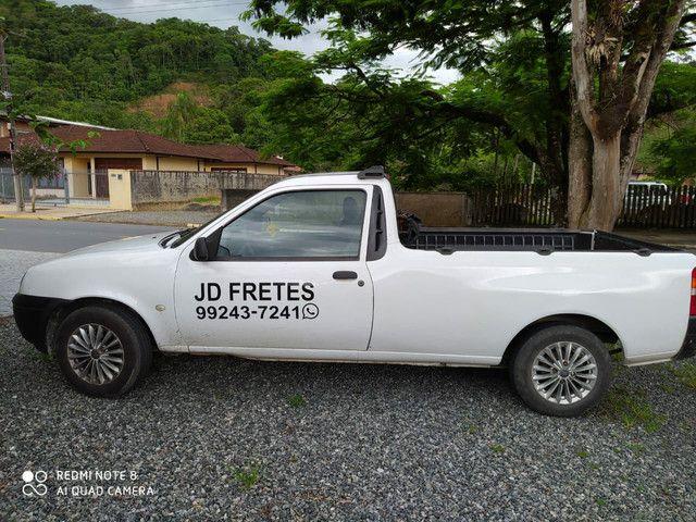 Fretes  Joinville e região. - Foto 2
