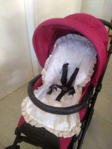Cadeirinha de bebê Switch easy drive - Foto 5