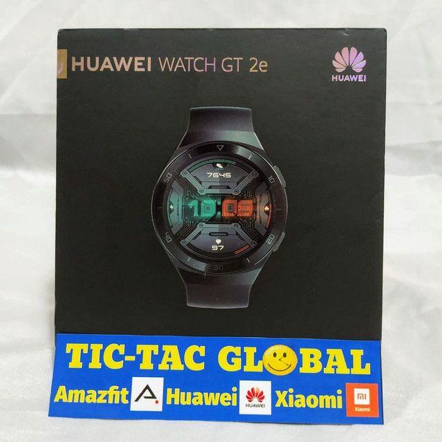 Promoção!!! Huawei GT2e - novo lacrado - Relógio Smartwatch -concorrente do Xiaomi Amazfit - Foto 2