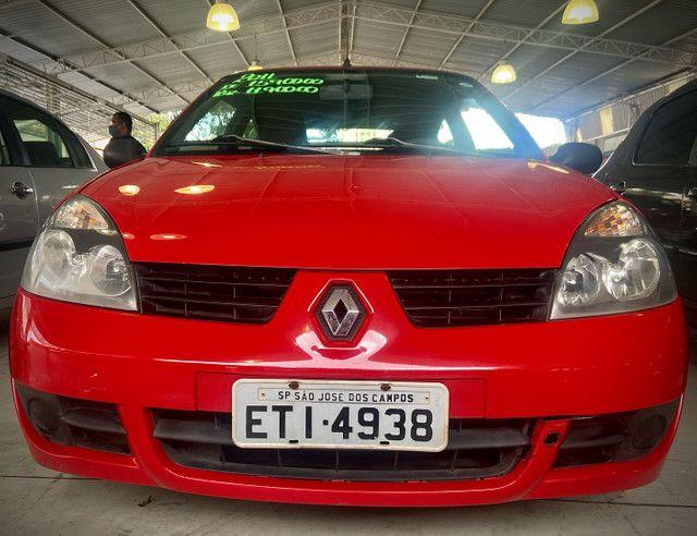 Lindo Clio 2011 abx da tabela! *  - Foto 2