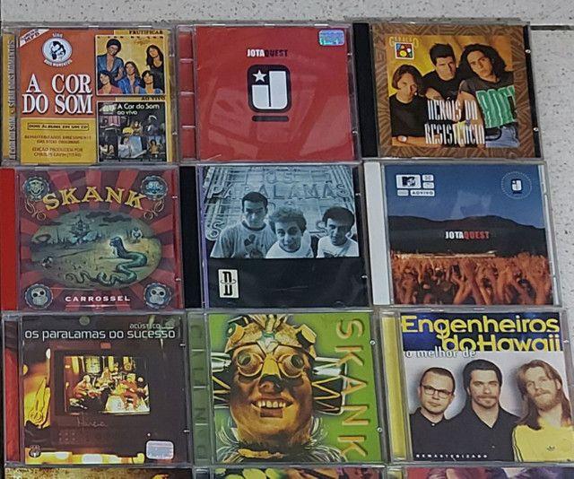 CD'S/II LOTE C,/39 CD'S/ROCK NACIONAIS  - Foto 5