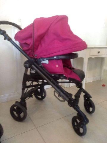 Cadeirinha de bebê Switch easy drive - Foto 4