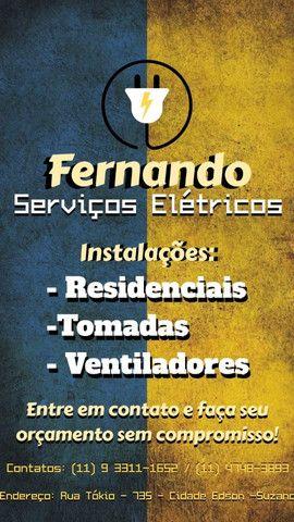 Fernando serviços elétricos