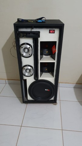 Caixa de som residencial - Foto 2