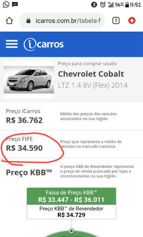 Vendo cobalt ltz 13/13 manual - Foto 5