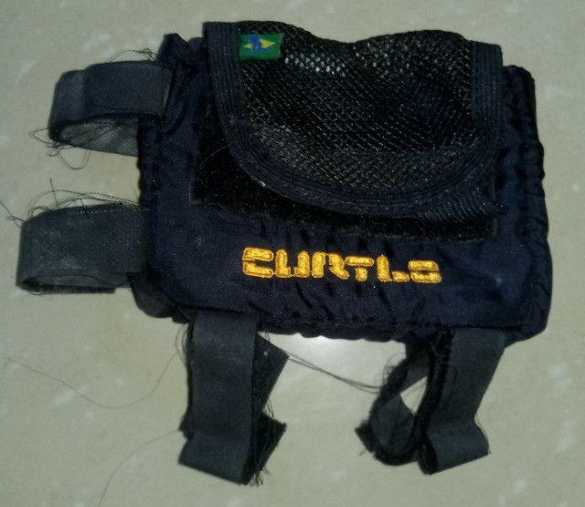 Bolsa de quadro de bicicleta Curtlo