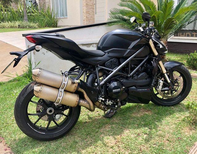 Ducati streetfigter 848 2013 11.000 km - Foto 4