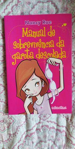 Vendo Manual de sobrevivência da garota descolada