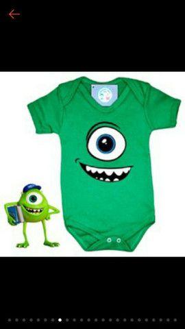 Promoção Body Temático Bebê Infantil / Fantasia Mesversário  - Foto 5