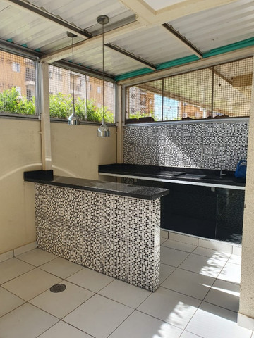 Apartamento 2 quartos Morada do Parque com Gardem corberto 280mil