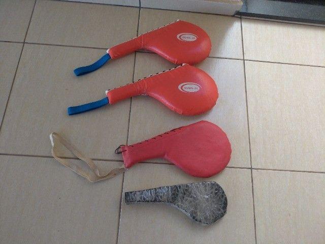 Kit 4 raquetes