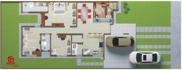 Quinta das Marinas/ Com 3 dormitórios sendo 1 Suíte/ 4 Vagas de garagem. - Foto 2