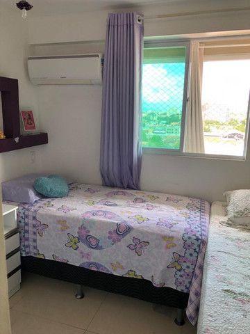 Apartamento todo mobiliado no Condomínio Soberano V Nascente (sombra) 2 Vagas Lazer Comp - Foto 15