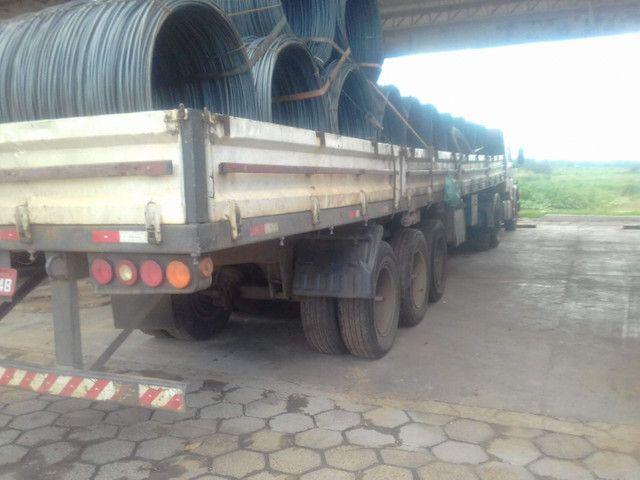 Scania 112h engatado carreta khronne 88 - Foto 16