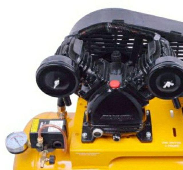 Compressor Air Power CMV 10PL monofásico 100litros  - Foto 4
