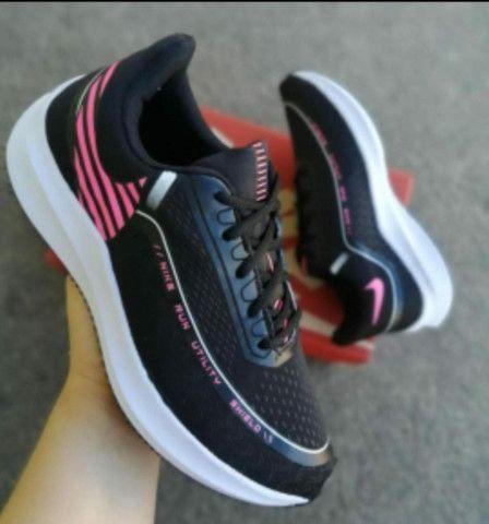 Nike Run Primeira Linha na Caixinha Atacado - Foto 5