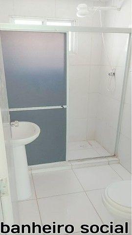 Vendo Apartamento padrão ,3Quartos ,2banheiros,65m²,garagem fechada ,R$ 200mil - Foto 4