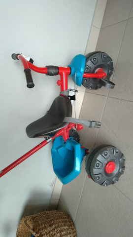 Triciclo bandeirante smart plus - Foto 2
