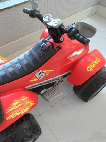 Quadriciclo 12Volts  Bandeirante - Foto 4