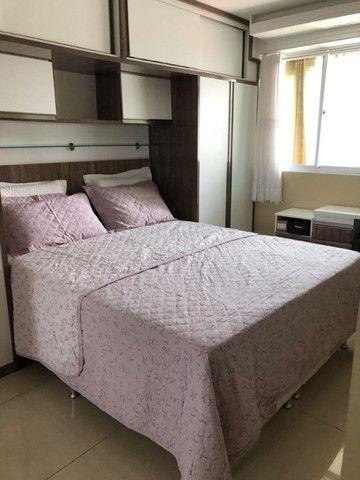 Apartamento todo mobiliado no Condomínio Soberano V Nascente (sombra) 2 Vagas Lazer Comp - Foto 5
