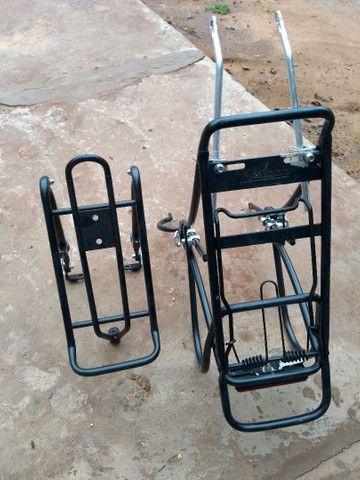 Bagageiros para ciclo turismo ostand - Foto 2