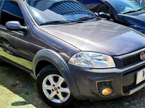 Carro Fiat Strada  - Foto 5