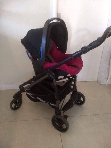 Cadeirinha de bebê Switch easy drive - Foto 6