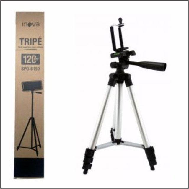 Tripé 120 cm spo-8193 inova
