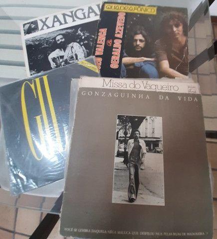 Lote com 20 discos de vinil - Foto 3