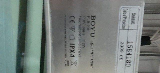 Luminária Boyu 90 cm - Foto 4
