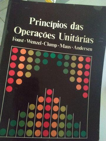 Princípios das Operações Unitárias (Foust)