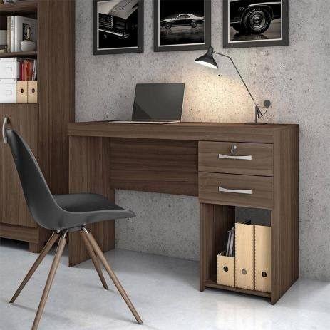 Escrivaninha Office Iara - Frete grátis / Peça e receba hoje - Foto 3