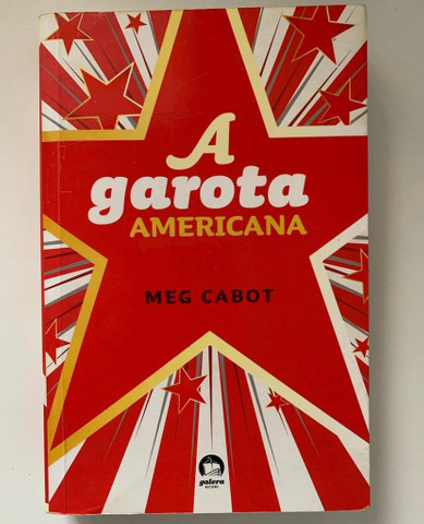 A GAROTA AMERICANA, Meg Cabot