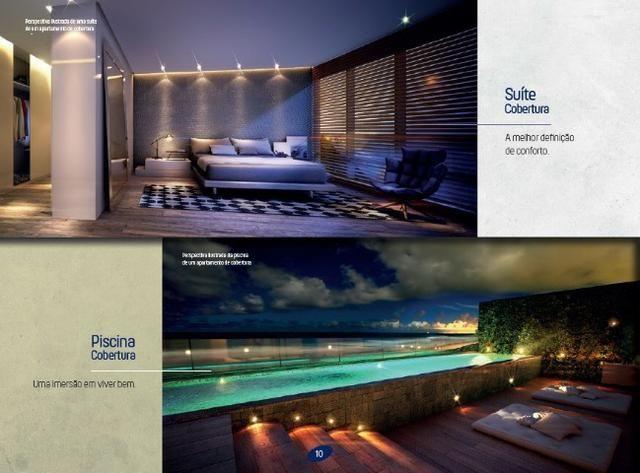 Apto Ritz Residence com 101 m² em Cruz das Almas, vizinho ao Hotel Ritz Suítes - Foto 4