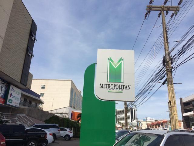 Tenho 3 salas comercial na melhor região da cidade Busines Metropolitan